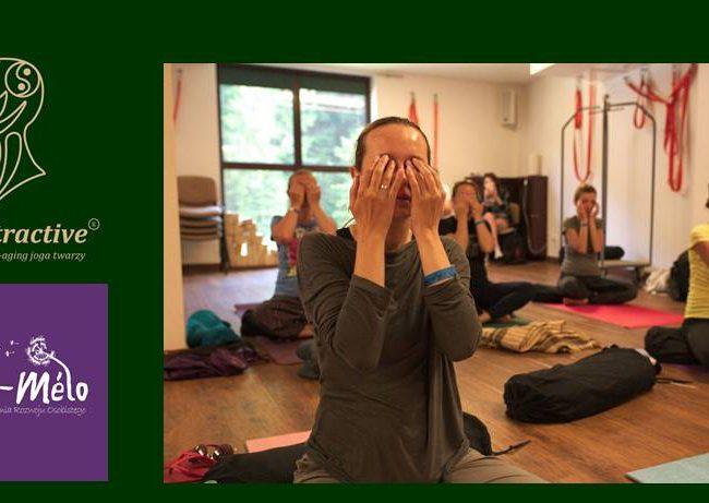 Yogattractive – czyli warsztaty Jogi Twarzy/anti-agingu