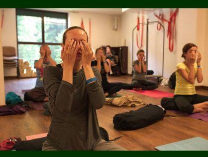 Yogattractive - czyli warsztaty Jogi Twarzy/anti-agingu