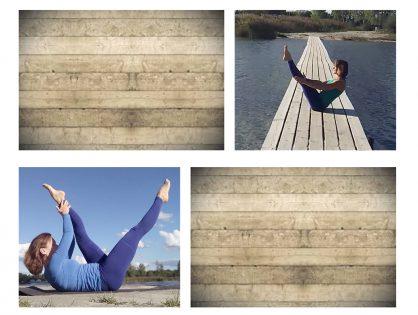 Pilates z Justyną Czudek - uważność w ruchu