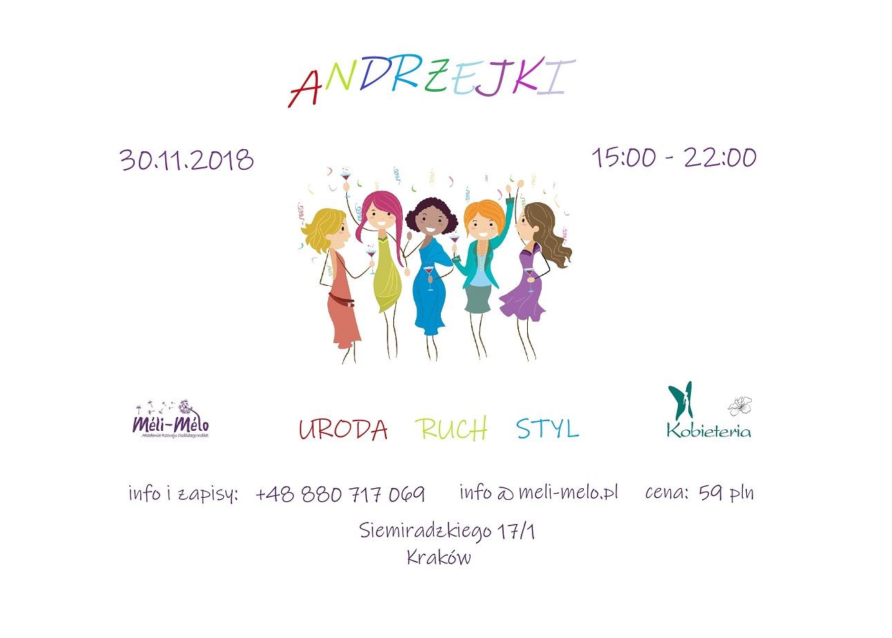 ANDRZEJKI w Meli-Melo z Kobieterią 30.11.2018