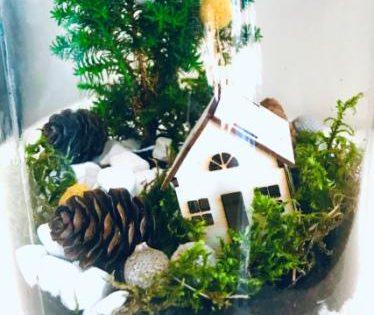 LAS w SŁOIKU - edycja świąteczna - warsztaty