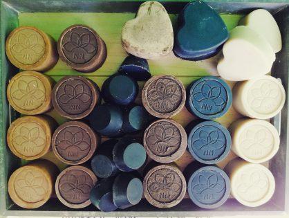 MYDŁA i KREMY - warsztaty robienia kosmetyków naturalnych