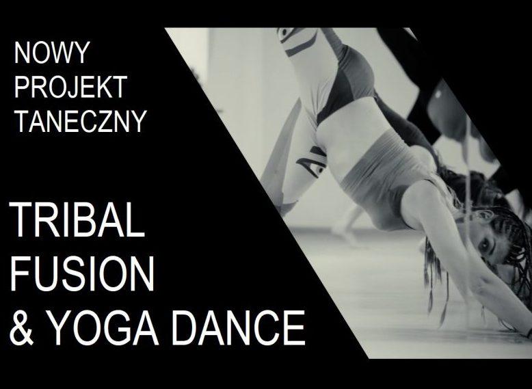 Tribal Fusion & Yoga Dance - projekt taneczny