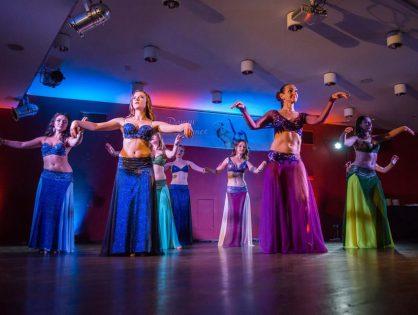 Taniec brzucha – Bellydance – Projekt Taneczny z Występem w Finale