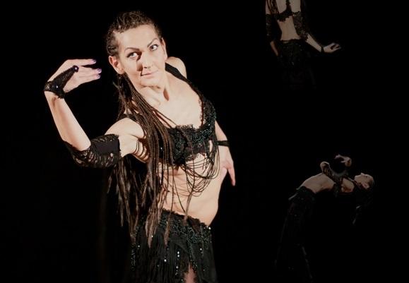 Belly Shock - warsztaty tańca orientalnego z SARĄ DAMM