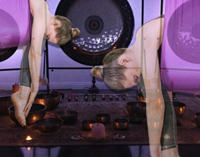 Koncert gongów i mis tybetańskich - relaks w hamakach i na matach