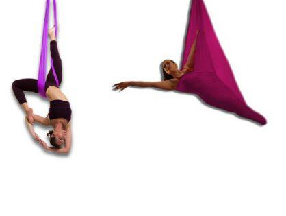 AERIAL FEST - warsztaty Aerial Yoga i Aerial Dance