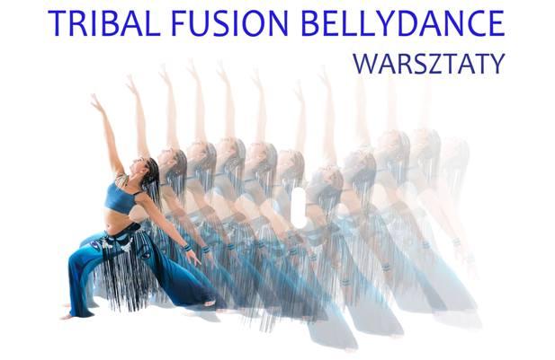 Tribal Fusion Bellydance - warsztaty tańca z Sarą Damm