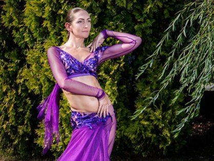 Jesienny kurs Tańca Brzucha dla początkujących