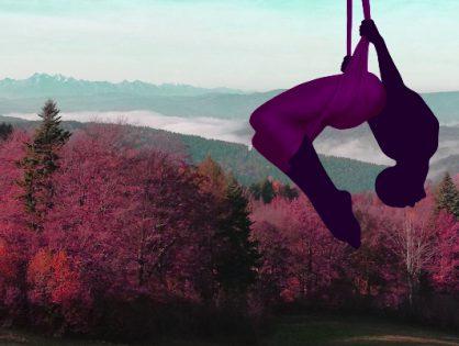 Andrzejkowy Aerial Wyjazd - w góry z hamakiem