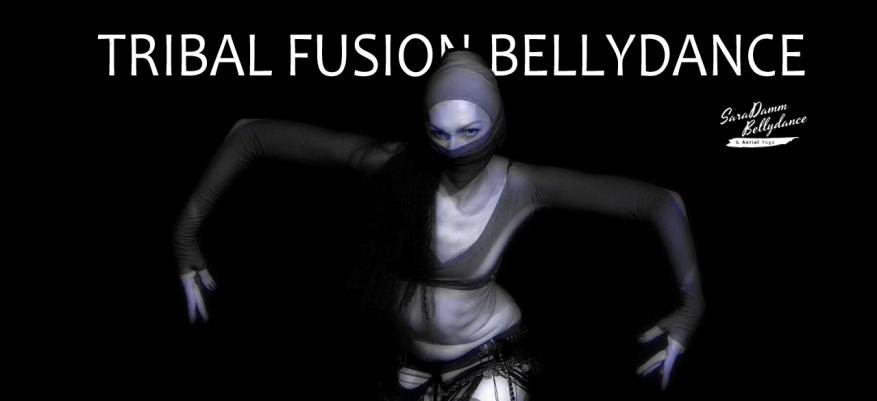 Tribal Fusion Home Stage - projekt choreograficzny Sary Damm