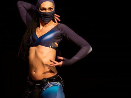 Tribal Fusion Bellydance III - warsztaty z Sarą Damm