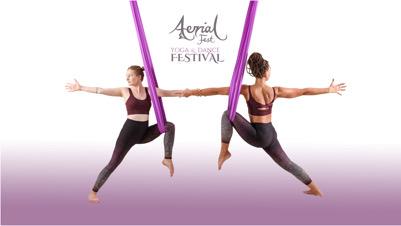 AerialYoga - Warsztaty - Core&Shoulders / Up&DownFlow / Stretch powięziowy