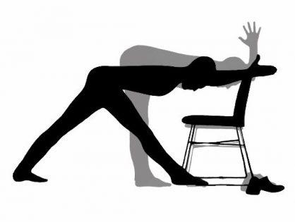 Warsztaty pracy z krzesłem - CHAIR your GYM... GYM your CHAIR